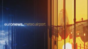 For viewers on the move, traffic forecasts for major airports.